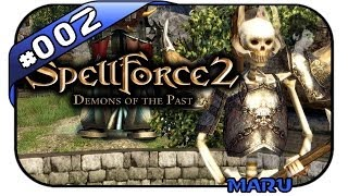 Spellforce 2: Demons of the Past #002 - Deutsch German - Basenbau