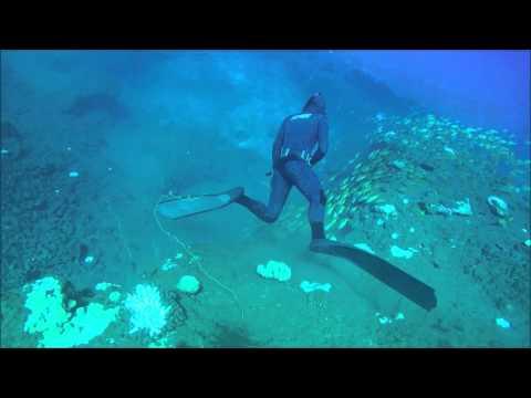 KAP Spearguns Diver Kawika Kaui