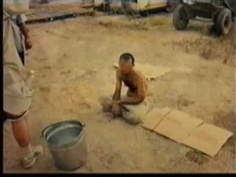Channel 4 News - Iraqi prisoners have their say on abuse - 25th February 2005