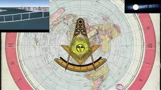 Gleason Flat Earth Map Exposed & Fully Explained by Professor - Flat Earth Truths