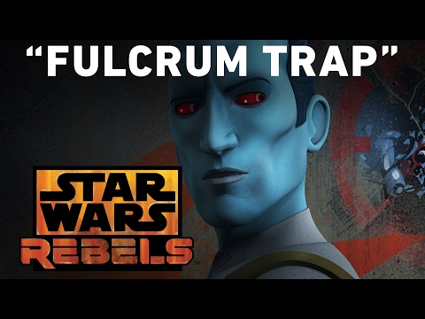 Fulcrum Trap: Through Imperial Eyes Preview | Star Wars Rebels