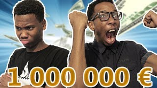 J'AI GAGNÉ  1 000 000 € - LES PARODIE BROS
