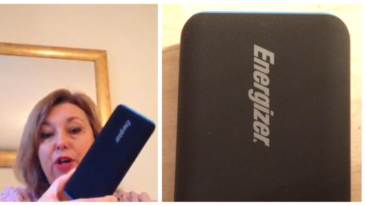 Energizer UE10007 Power Bank Review, for Digital Nomads, Travel
