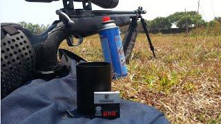 Sharp Tiger AirGun VS Gas Portable - DARC
