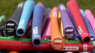 Pure Grips Product Overview by Hank Haney