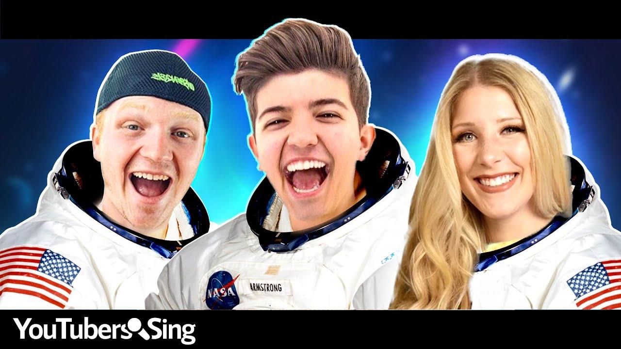 Preston, Unspeakable & Brianna Sing Astronaut in the Ocean
