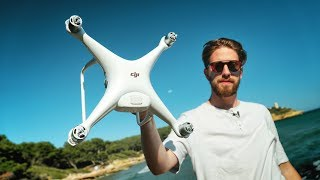 NEW DJI PHANTOM 4 PRO 2.0 REVIEW