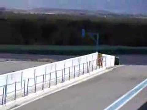 Circuito de Guadix. LOTUS 87B
