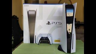 PlayStation 5: ¿Qué contiene la caja?