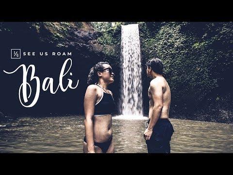 BALI - AN UNREAL PARADISE | See Us Roam Travel Vlog EP.1