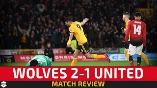 Ole's Gamble Backfires! Wolves 2-1 Manchester United | FA Cup Review