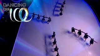 These Synchronised Ice Dancers Rule the Rink! | Dancing on Ice 2019