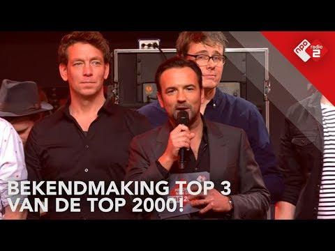 Bekendmaking top 3 van de Top 2000 (2017) | NPO Radio 2