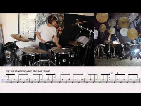 Rolling In The Deep Just Drums With Sheet Music Tab