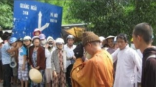 Chuyện có thật: Đại đức Thích Tâm Mẫn 4 năm 'nhất bộ nhất bái' xuyên Việt