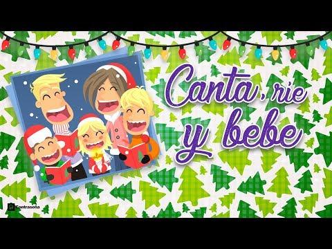 Canta, Rie y Bebe Villancico, Letra, Musica de Navidad 2019, Noel, Jesus, Navideño Canta Ríe Bebé