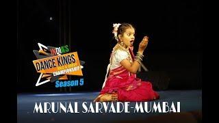 Lavni Dance By Mrunal Sarvade-INDIAS DANCE KINGS 2018-SEASON-5