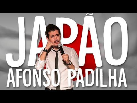 AFONSO PADILHA - O DIA QUE EU FUI PRO JAPÃO