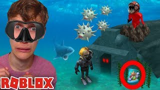A GREAT UNDERWATER RESEARCH! Roblox