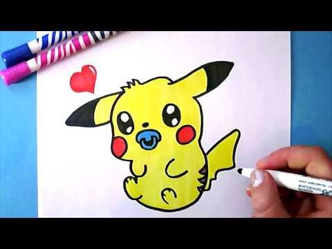 Comment Dessiner Pikachu Kawaii Mp3 Ecouter Telecharger Jdid Music Arabe Mp3 2017