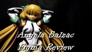 Unboxing y review de la Figma 272, Angela Balzac de la película de animación Expelled from Paradise. Twitter: @Venom_Noir Google+: ...