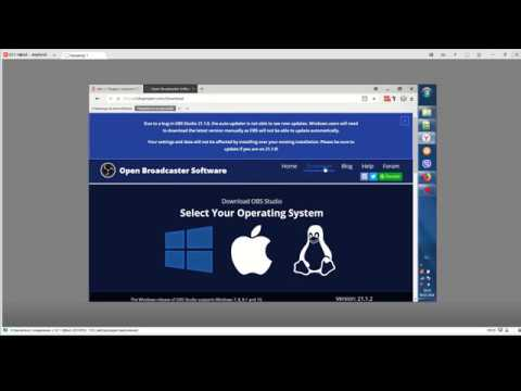 OBS Studio - Как делать запись экрана бесплатно