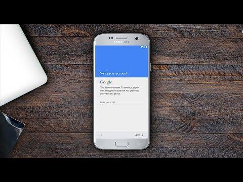 Hướng dẫn xóa xác minh tài khoản Google trên điện thoại Samsung