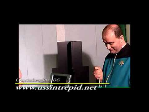 Star Trek: Intrepid, Outtakes January 2006