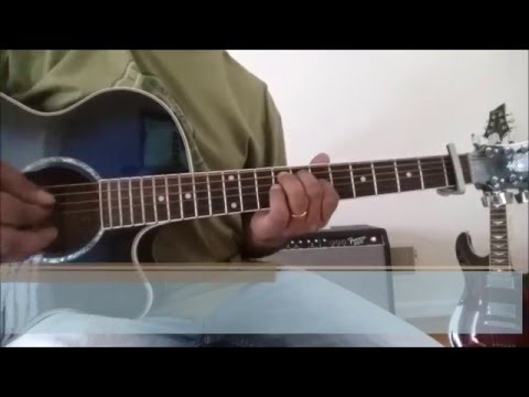 Khani Ho Yahmu - Guitar Lessson