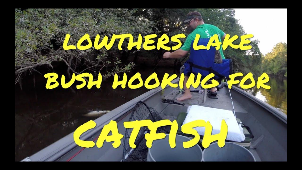 how to set bush hooks