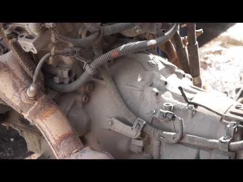 Двигатель коробка снятие Лексус Lexus iS 250
