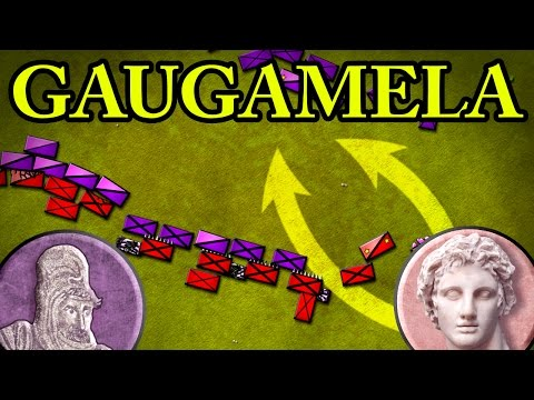 Alexander the Great: Battle of Gaugamela 331 BC