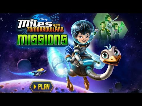 Miles From Tomorrowland - Gameplay Walkthrough (Android/IOS)