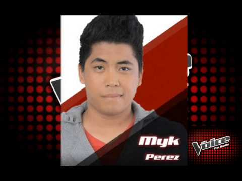 Fix You By Myk Perez ( The Voice Philippines )