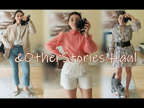 &OtherStories and ARKET fashion haul