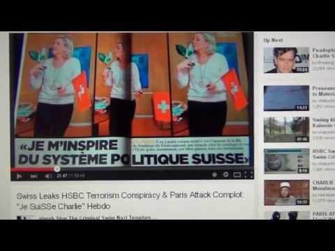 """Agent Dormant SuiSSe Manuel Valls """"Je SuiSSe Charlie"""" & son Inquisition Espagnole Nazie"""