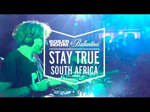 Move D Boiler Room x Ballantine's Stay True South Africa: Part Two DJ Set