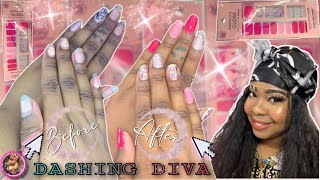 Dashing Diva Nail Strips|How T…