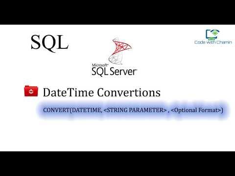 Convert String To Datetime In Sql Server