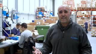 Fazer Futuro - Mercado de Trabalho para Todos (Hélder Fontainha - Responsável do Sector de Montagem)