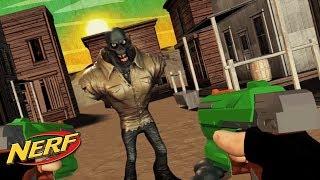 NERF Latino América - Historias Nerf Zombiestrike: