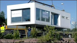 Floating house Villa Helmi