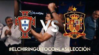 ESPECIAL PORTUGAL-ESPAÑA CON 'EL CHIRINGUITO'