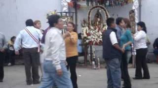 Fiesta Religiosa en Honor a San Martin de Porres de Colca 2009.MPG