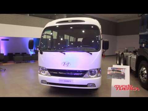 Inauguración Nueva Sede Central Hyundai Camiones & Buses en el Perú