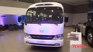 Inauguracin Nueva Sede Central Hyundai Camiones Buses en el Per