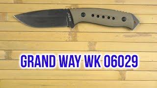 Розпакування Grand Way WK 06029