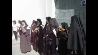 MONJAS MARROQUIES CANTAN CORPUS  CRISTY ECIJA  2012 031.AVI