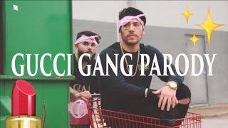 IF RAPPERS WERE MAKEUP ARTIST (Lil Pump - Gucci Gang Parody)