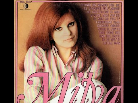 MILVA   MILVA( LITTLE MAN)   -1967 -  FULL ALBUM